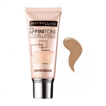 Fond de ten MAYBELLINE NY AFFINITONE nr. 18 Natural Rose