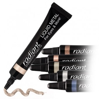 LIQUID METAL for EYES & MORE RADIANT PROFESSIONAL nr. 04