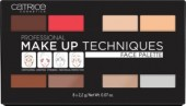 CATRICE Professional Make-up Techniques Face Palette