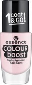 ESSENCE Colour boost high pigment nail paint 01 Instant fun