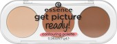 ESSENCE Contouring palette 10 get in shape