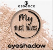 ESSENCE my must haves eyeshadow 01 go goldie
