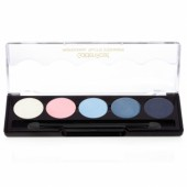 Golden Rose Palette Professional Eyeshadow nr. 101