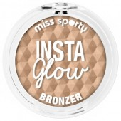 MISS SPORTY Insta Glow Bronzer 001 Sunkissed Blonde