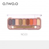 O.TWO.O Eyeshadow palette 03