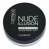 Pudra pulbere CATRICE Nude Illusion Loose Powder