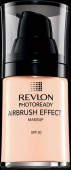 REVLON Fond de ten PHOTOREADY Airbrush Effect Makeup 001 Ivory