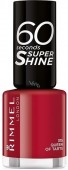 RIMMEL LONDON Lac de unghii 60 Seconds Shine 315 Queen Of Tarts