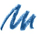 SEVENTEEN Supersmooth Waterproof Eyeliner  39 Midnight Blue Sky