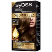 SYOSS Oleo Intense 4-60 Saten Auriu