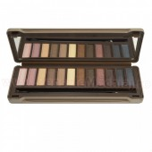 Trusa Farduri 12 culori Eyeshadow NUDES Spirit Night