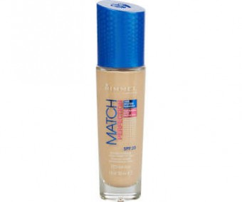 Fond de ten RIMMEL LONDON Match Perfection 100 Ivory