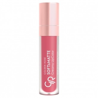 GOLDEN ROSE Soft&Matte Creamy Lipcolor 109