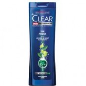 CLEAR Sampon barbati antimatreata 24 h Fresh 400 ml