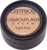 Corector si anticearcan crema CATRICE Camouflage Cream 020 Light Beige