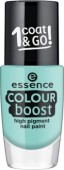 ESSENCE Colour boost high pigment nail paint 06 instant hapiness