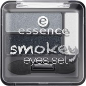 Fard de pleoape ESSENCE Smokey Eyes Set nr. 01 Smokey Night
