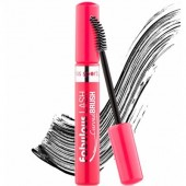 Mascara Miss Sporty Fabulous Lash Curved Brush Black