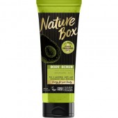 NATURE BOX Scrub de corp ulei avocado