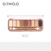 O.TWO.O Eyeshadow palette 01