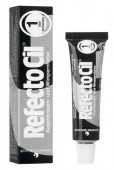 REFECTOCIL Eyelash and Eyebrow Tint 1 Negru Inchis