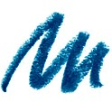 SEVENTEEN Supersmooth Waterproof Eyeliner  45 Electric blue