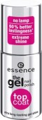 Top Coat ESSENCE Gel nail polish