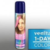 VENITA Spray colorant par 1 DAY 08 roz