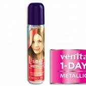 VENITA Spray colorant par 1 DAY metalic M2 red